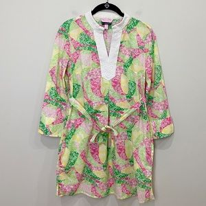 Lilly Pulitzer Maternity tunic top